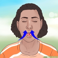 Improving your breathing capacity