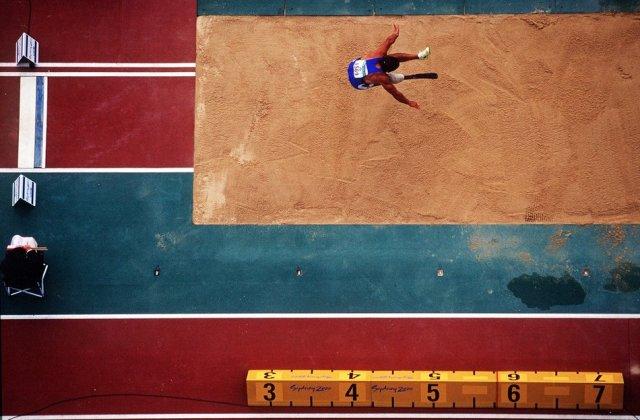 Paralympic Long Jump