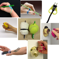 Making low-tech Assistive Technology and Adaptations