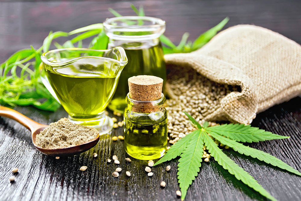 CBD and physical therapy